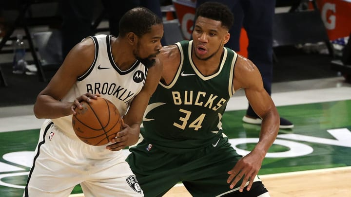 Brooklyn Nets vs Milwaukee Bucks prediction, odds, over, under, spread, prop bets for NBA betting lines today, Tuesday, May 4.