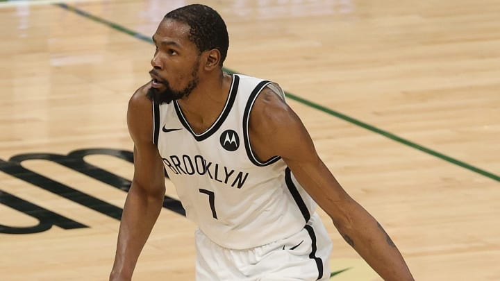NBA FanDuel fantasy basketball picks and lineup tonight for 5/11/21, including Kevin Durant.