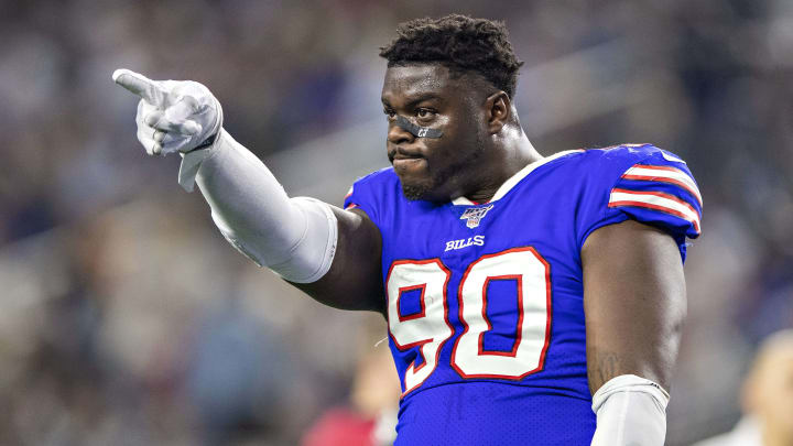 Defensive Ends the Bills Can Draft to Replace Shaq Lawson
