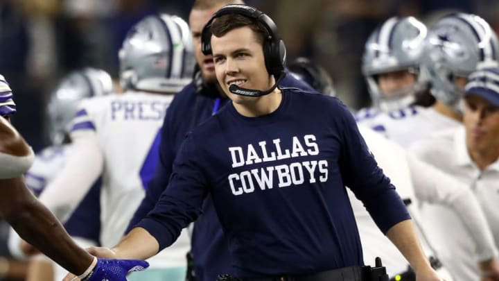 Dallas Cowboys OC Kellen Moore