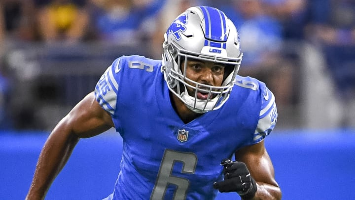 The Detroit Lions have brought back a wide receiver as Tyrell Williams deals with a concussion.