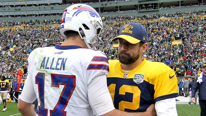 Green Bay Packers vs Buffalo Bills odds, line, over/under and predictions for the potential Super Bowl 55 matchup.