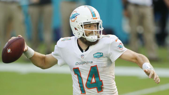 Ryan Fitzpatrick, Buffalo Bills v Miami Dolphins