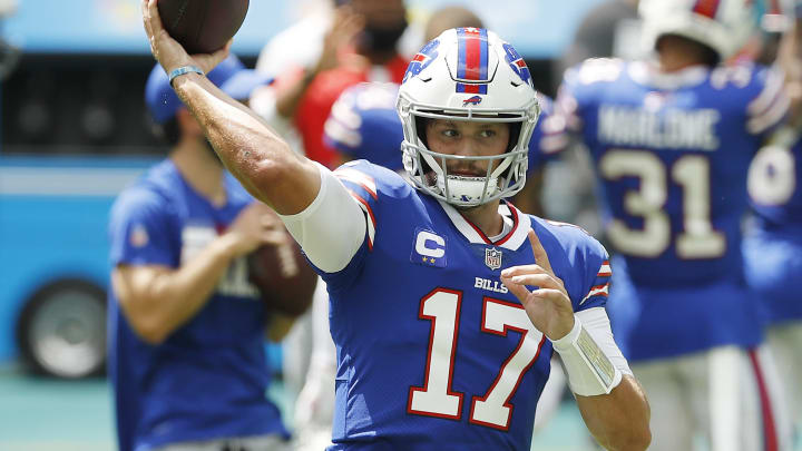 Bills vs Raiders Spread, Odds, Line, Over/Under, Prediction & Betting Insights for Week 4 NFL Game.