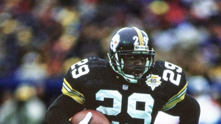 Running back Barry Foster put out great numbers in the 1992 season, but never was the same caliber player afterwards.