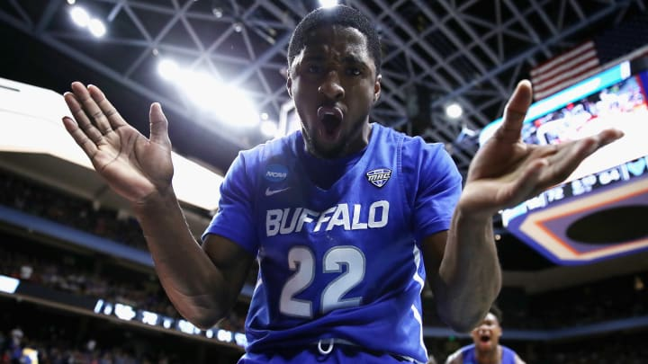 Buffalo vs Northern Illinois spread, line, odds, predictions, over/under & betting insights for the college basketball game.