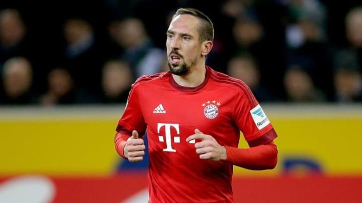 "Bundesliga - ""Borussia Mönchengladbach v Bayern München"""