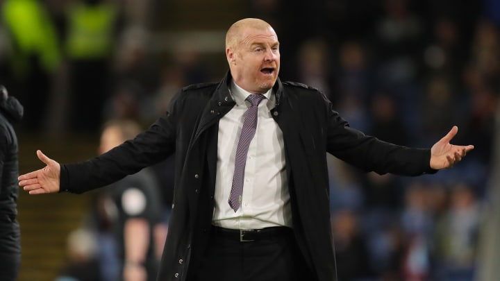 Sean Dyche is considering leaving Burnley at the end of the season