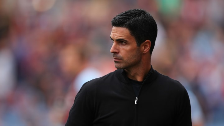 Arteta was full of praise for his players