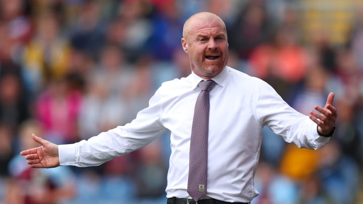Burnley's Sean Dyche is the longest serving manager in the Premier League