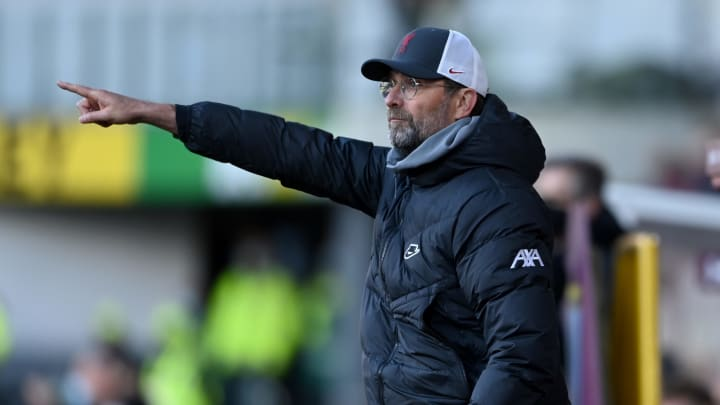 Liverpool's title defence has not gone to plan