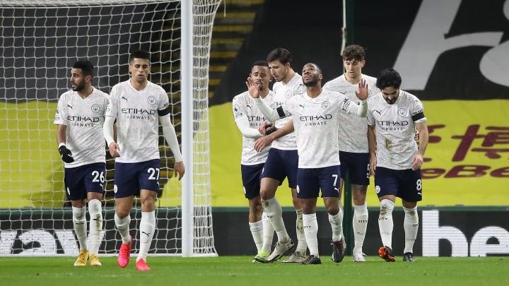 Burnley v Manchester City - Premier League