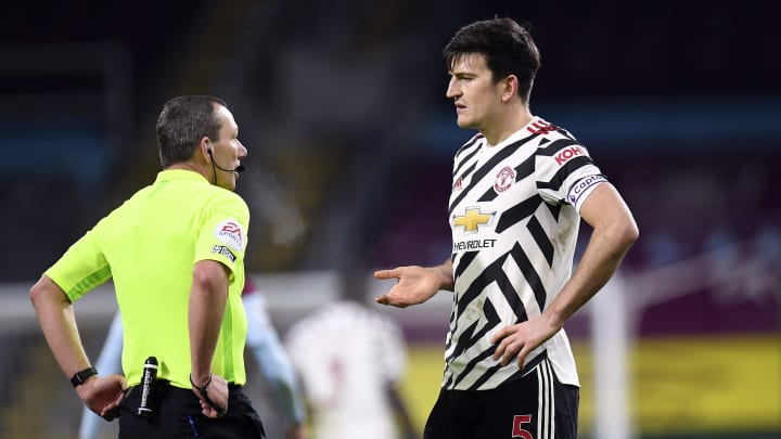 Harry Maguire, Kevin Friend