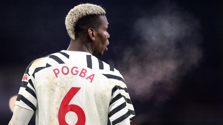 Paul Pogba has been excellent in recent weeks