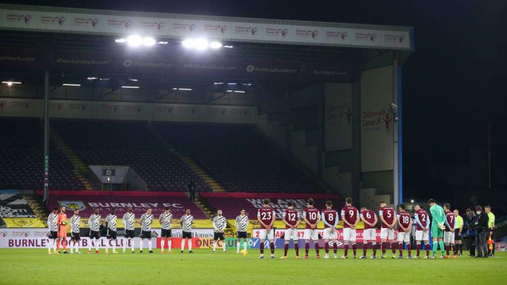 Burnley v Manchester United - Liga Premier