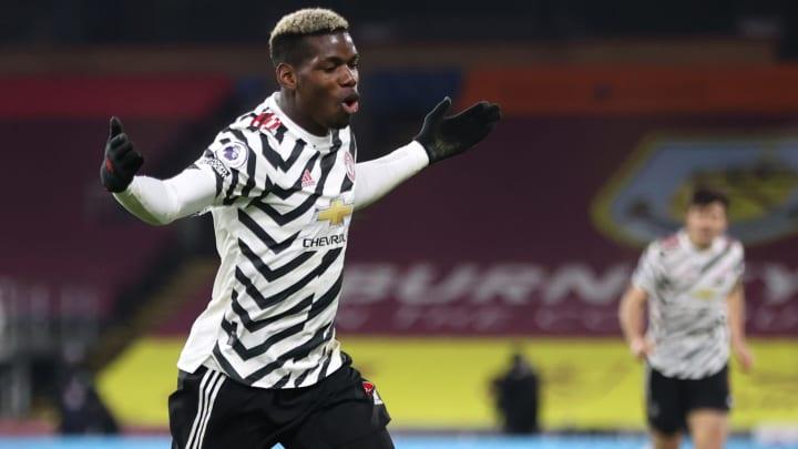 Paul Pogba a inscrit le but de la victoire pour Manchester United.