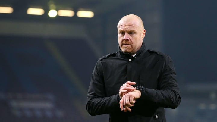 Sean Dyche has confirmed there has been an outbreak of COVID-19