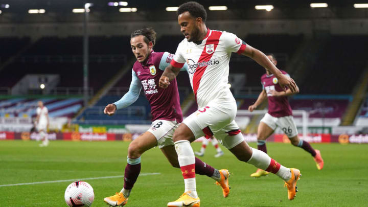 Ryan Bertrand, Josh Brownhill