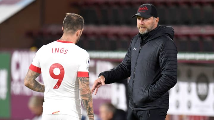 Ings will miss the game against Leicester but should return soon after