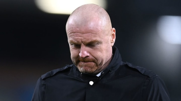 Dyche's side are without a win this season