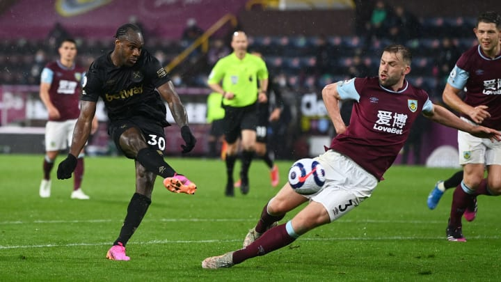 Michail Antonio was back at his best against Burnley