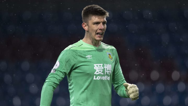 Nick Pope will miss the Euros