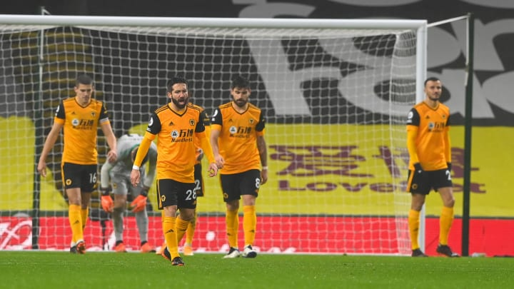 Disappointment last time out for Wolves