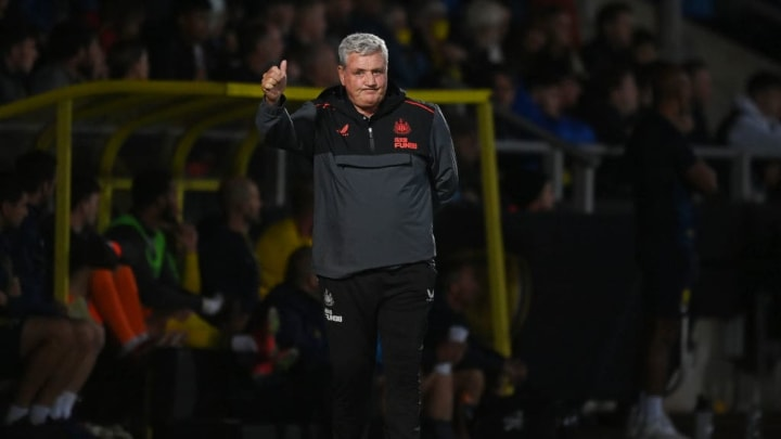 Steve Bruce, manager of the month...or season?