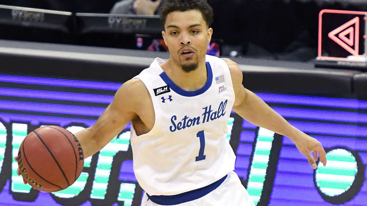 Seton Hall vs DePaul spread, line, odds, predictions, over/under & betting insights for college basketball game.