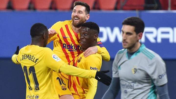 Osasuna - FC Barcelone (0-2) : Les 5 leçons à retenir du timide succès blaugrana