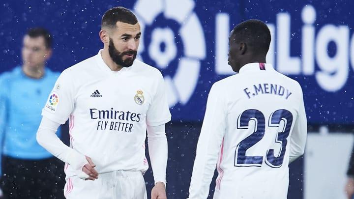 Karim Benzema, Ferland Mendy et le Real Madrid tenteront d'aller au bout en Supercoupe d'Espagne.
