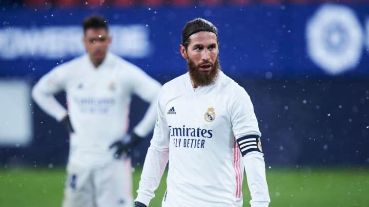 Sergio Ramos quiere sumar un nuevo título como merengue