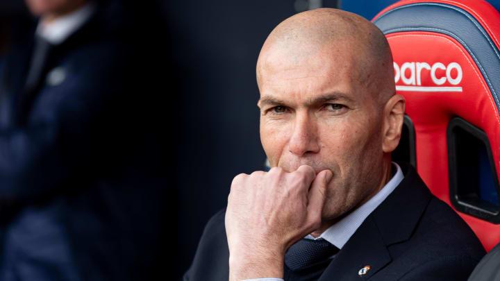 Auf Neuzugänge muss Real Madrids Trainer Zinedine Zidane vergeblich warten