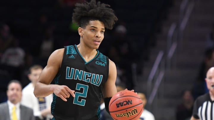 UNC Wilmington vs Towson spread, line, odds, predictions, over/under & betting insights for college basketball game.