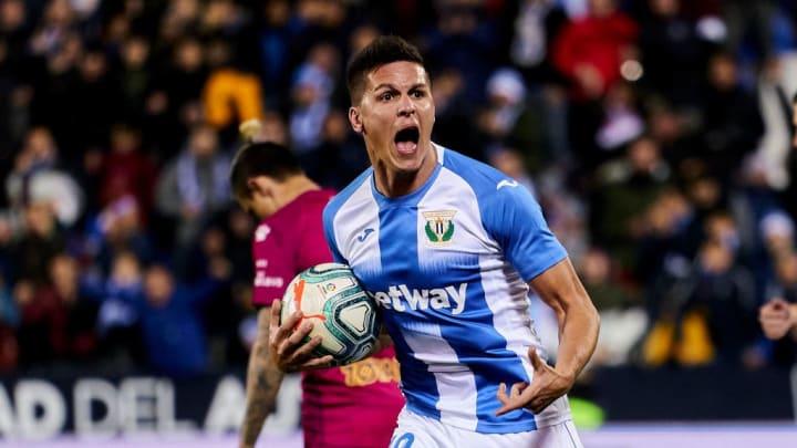 CD Leganes v Deportivo Alaves  - La Liga