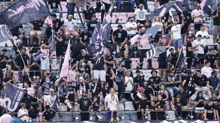 Inter Miami CF will finally play in front of a full capacity DRV PNK stadium