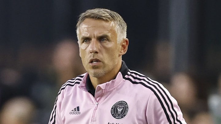 Phil Neville admits to a painful match against Toronto but recognizes players' perseverance
