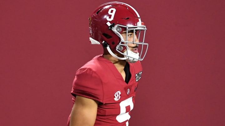 Alabama fans will love Bryce Young's Heisman odds in 2021.