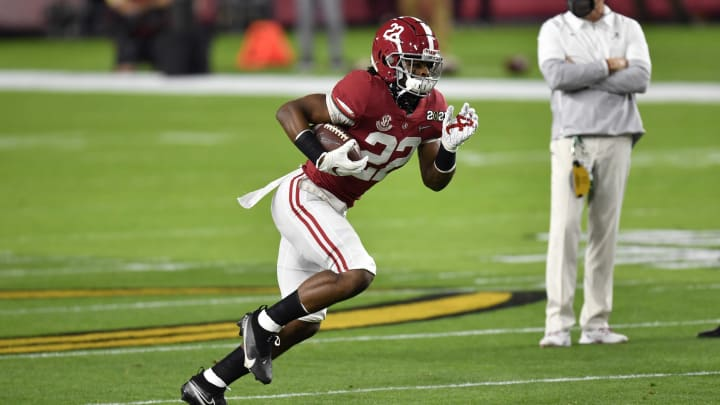 Najee Harris should make the Steelers much more dynamic on offense in 2021.