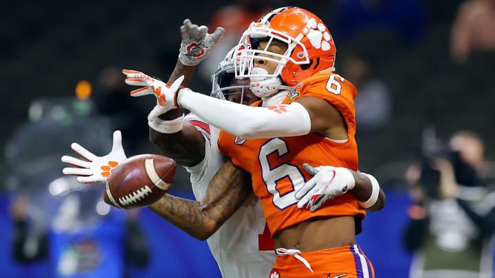 E.J. Williams wasn't happy after Clemson lost to NC State.
