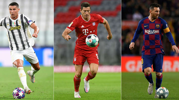 Race for European Golden Shoe: Robert Lewandowski on Top, Far Ahead of Lionel Messi & Cristiano Ronaldo