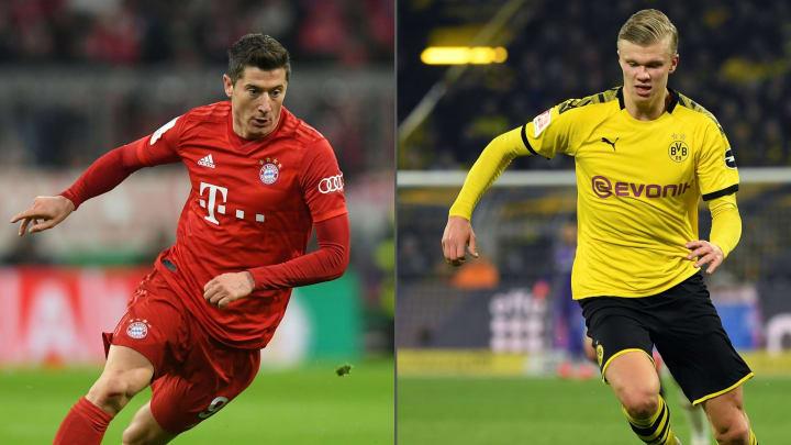 Lewandowski and Haaland are the ultimate sharpshooters
