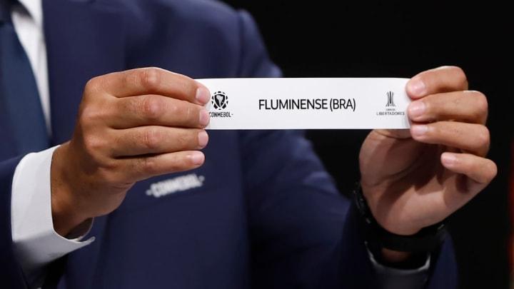 Fluminense Libertadores Brasileirão Série A