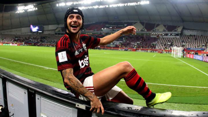 Rafinha Grêmio Atlético-MG Flamengo