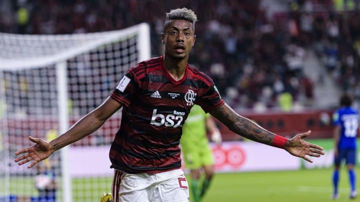 Com gol, assistência, velocidade e muita participação na semifinal do Mundial de 2019, Bruno Henrique, do Flamengo, chamou atenção do Al-Hilal.