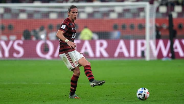 Filipe Luís Flamengo