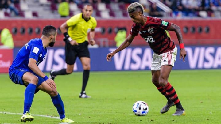 Bruno Henrique chamou atenção do Al-Hilal no Mundial de Clubes da FIFA de 2019.