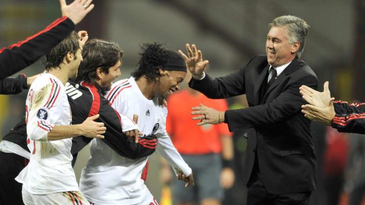 CROPPED VERSION - AC Milan's Brasilian f