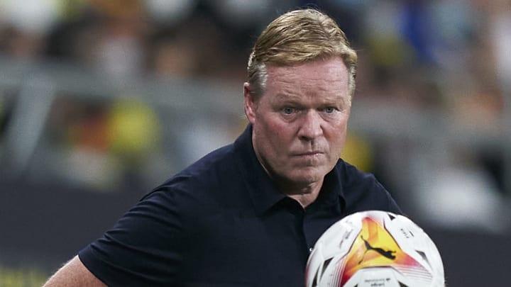 Ronald Koeman muss Barça zeitnah verlassen