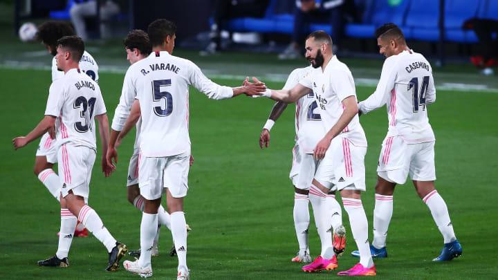 Cadiz CF v Real Madrid - La Liga Santander